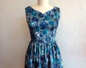 May cotton dress Sz 10