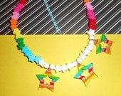 Rad Rainbow Star Necklace