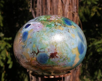 Flat Glass Balloon-Garden Art