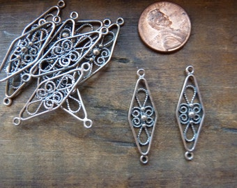 Sterling silver links