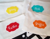 Name Tags  - READY TO SHIP in 1-3 Business Days