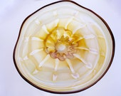 Wall Art Glass Blown Platter 409