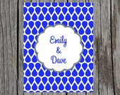 Personalized Wedding Planner, Bridal Planning Book,  engagement gift, bridal, planner, engagement, choose your options