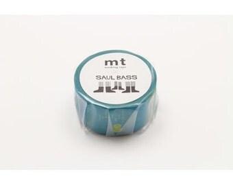 mt x art series - saul bass - little bird - 25mm x 10m x 1 roll