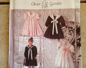 Simplicity 9940 Size 2-6x Girls' Oliver Goodin Dress Pattern