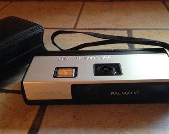 Palmatic Camera by Yashica in Case by Kodak