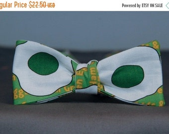 Green Eggs and Ham  Bow tie