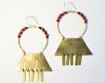 Pachymama Earrings Large
