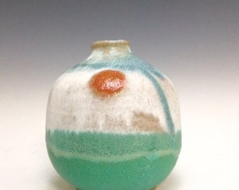 Back Country Collection; Small Vessel; Fine Ceramic Arts; Florida Keys