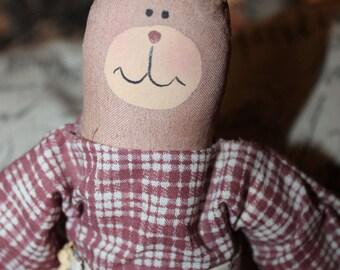 bear country rag doll