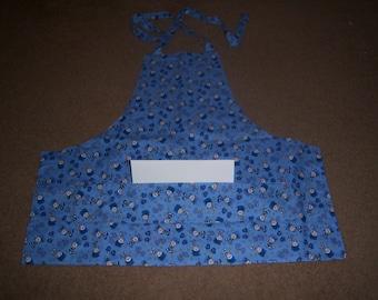 Handmade Crumb catcher apron