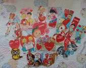 Vintage Valentine Cards Lot 3