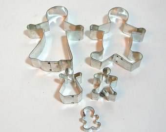 Gingerbread Cookie Cutter Collection
