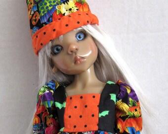 Halloween Costume for Kaye Wiggs MSD BJD Layla Doll