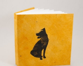 Artist Book in an Edition titled The Pup's Way