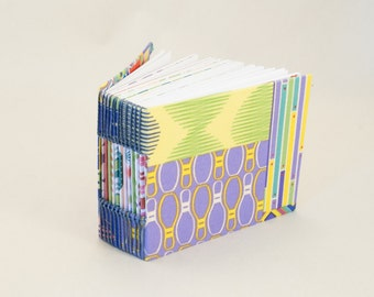 Bitty Blank Journal with a Page for Every Day of the Year