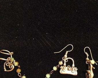 """I Love Vintage """"Ear Story"""" Cuff Earrings"""