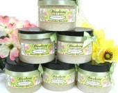 Lemon Sugar Scrub for Face and Body - Ideal for Oily Skin - Naturally Organic Body Polish