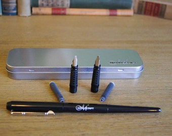 Scribe 3 Nib Calligraphy Fountain Pen Set