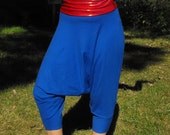 Genie of the Lamp Halloween Costume // Aladdin Genie Costume Pants Only MADE TO ORDER