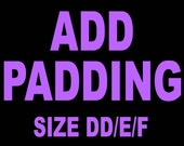 Add Padding to your Swimsuit or Bathing Suit