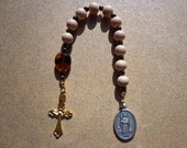 Saint Raymond Nonnatus Rosary - Patron Saint of Obstetricians, Midwives, Expectant Mothers and Medical Record Librarians