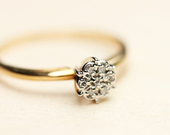 10K Diamond Ring - Reserved for Laura - Payment 2