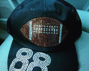 HATS -- Sports & Numbers--Designed to Order