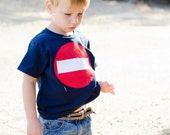 Do Not Enter Applique Toddler Shirt