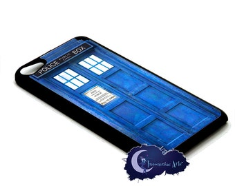 Blue Police Call Box - Case for iPod Touch