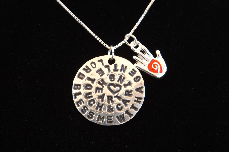s prayer necklace prayer necklace healing