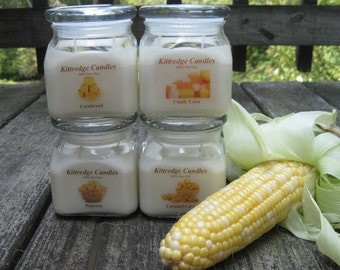 CORN COLLECTION - 10oz Soy Jar Candle (15% discount)