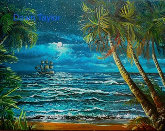 Tropical Romance FREE SHIPPING