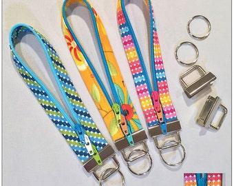 Fobio Lanyard Style Key Fob Sewing Pattern Lazy Girl Designs