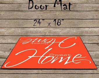 Home sweet home Door Mat - 24x18