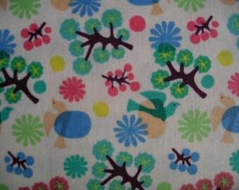 BTY ZIPADEE Zoo - quilt cotton