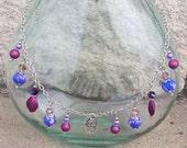 Treasure Keeper Necklace - Around the World