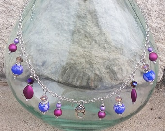 Treasure Keeper Necklace - Around the World