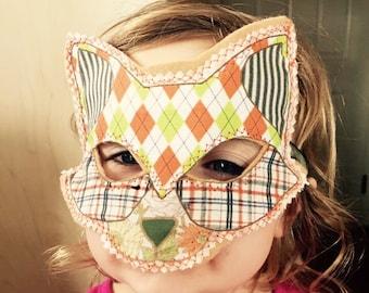 cloth animal masks