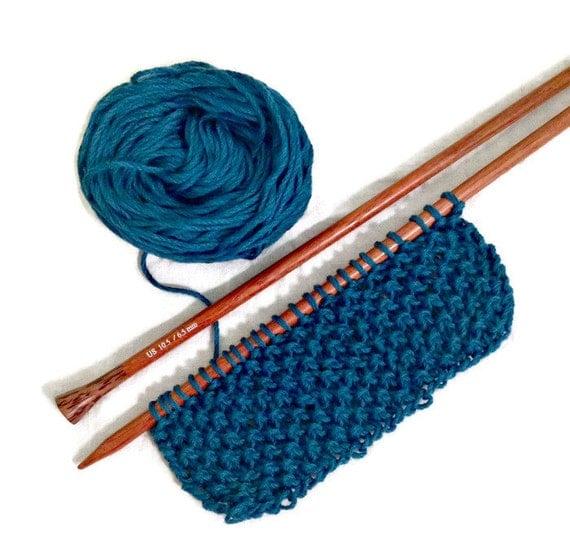 Rosewood Knitting Needles - Lantern Moon - Straight Needles - Size US 10.5
