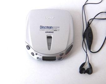 Sony D-E400HR Discman - CD Walkman