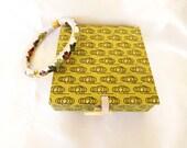 Vintage Cloisonne Bracelet with Box, Bangle Bracelet, Costume Jewelry, Vintage Bracelet, Asian Jewelry Accessories, Cloisonne Jewelry