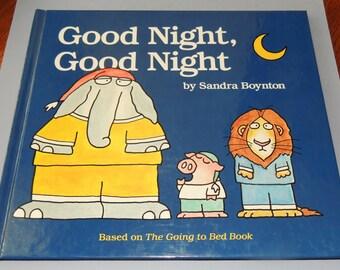 Good Night, Good Night by Sandra Boynton