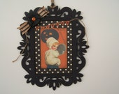 Halloween Wall Hanging