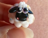Baby Sheep necklace