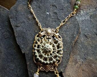 Authentic Byzantine antique Necklace