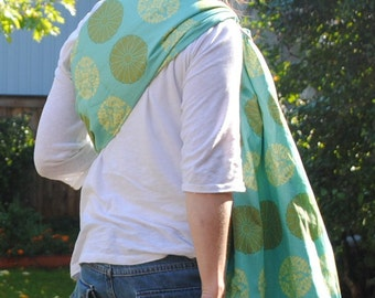 Morning Meadow Adjustable Baby Sling