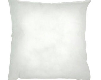 Synthetic pillow pad cushion inner