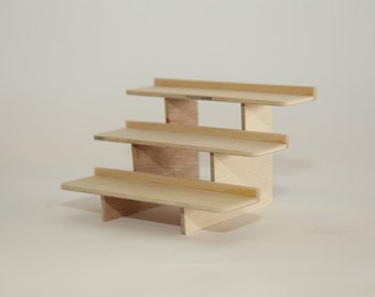 Great Mini Wooden Step Stairs
