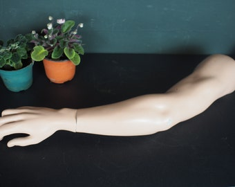Vintage Mannequin Arm / Display Prop